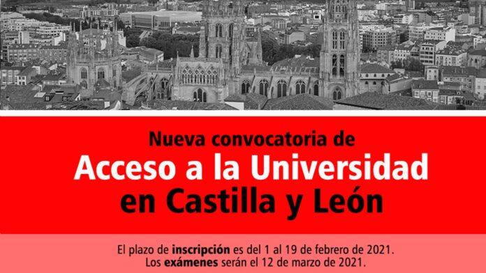 Universidad Castilla y León 2021