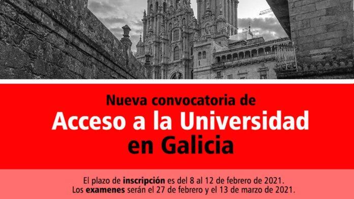 Universidad Galicia 2021