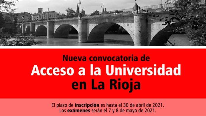 Universidad La Rioja 2021